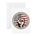Preserve Our Constitution Greeting Cards (Pk of 10