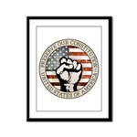 Preserve Our Constitution Framed Panel Print