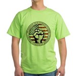 Preserve Our Constitution Green T-Shirt