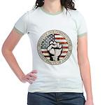 Preserve Our Constitution Jr. Ringer T-Shirt