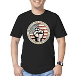 Preserve Our Constitution Men's Fitted T-Shirt (da