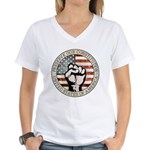 Preserve Our Constitution Women's V-Neck T-Shirt