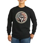 Preserve Our Constitution Long Sleeve Dark T-Shirt