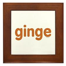 Ginge Framed Tile