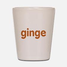 Ginge Shot Glass