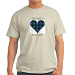 Heart - MacCaskill Light T-Shirt