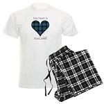 Heart - MacCaskill Men's Light Pajamas
