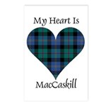 Heart - MacCaskill Postcards (Package of 8)