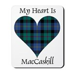 Heart - MacCaskill Mousepad