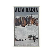 Alta Badia Rectangle Magnet (10 pack)