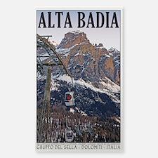 Alta Badia Gondola Decal