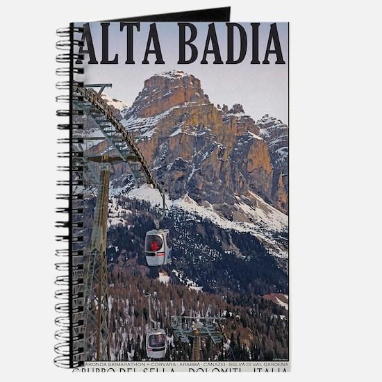 Alta Badia Gondola Journal