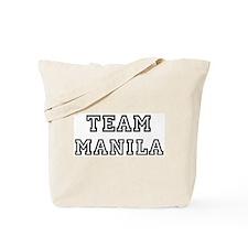 Team Manila Tote Bag
