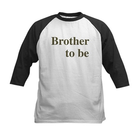 Brother To Be Kids Baseball Jersey