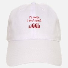 n00b Baseball Baseball Cap