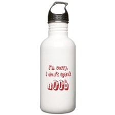 n00b Water Bottle