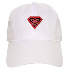 SMatomRdBlk Baseball Cap