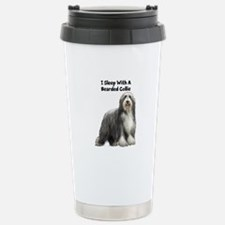 Bearded Collie Travel Mug