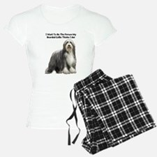 Bearded Collie Pajamas