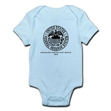 Federal Reserve Infant Bodysuit