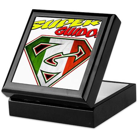 SMguido Keepsake Box
