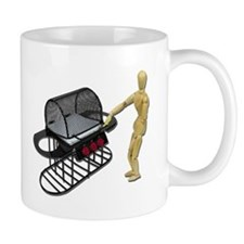 Cleaning New Barbeque Mug