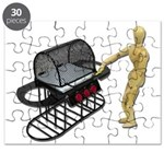 Cleaning New Barbeque Puzzle