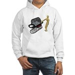 Cleaning New Barbeque Hooded Sweatshirt