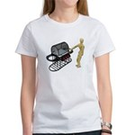Cleaning New Barbeque Women's T-Shirt