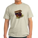 Colorful Pirate Treasure Gold Light T-Shirt