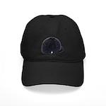 Equestrian Helmet Black Cap