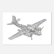Douglas B-26 Invader Postcards (Package of 8)