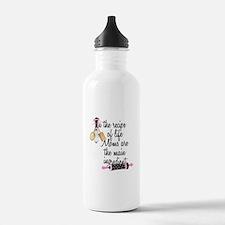 Mom Ingredient Water Bottle