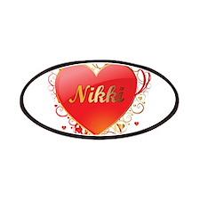Nikki Valentines Patches