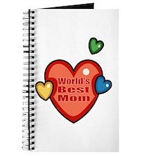 Best Mom Heart Journal