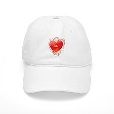 Ina Valentines Baseball Cap