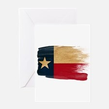 Texas Flag Greeting Card