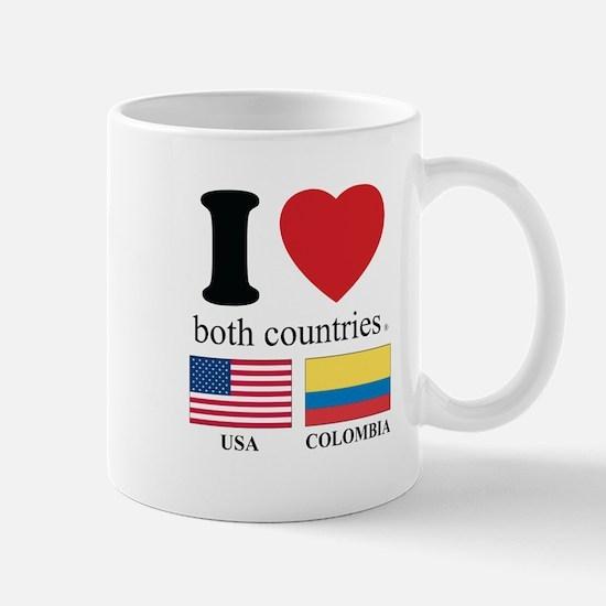 USA-COLOMBIA Mug