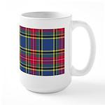 Tartan - MacBeth Large Mug