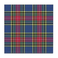 Tartan - MacBeth Tile Coaster