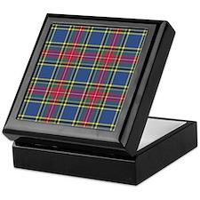Tartan - MacBeth Keepsake Box