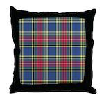 Tartan - MacBeth Throw Pillow