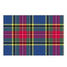 Tartan - MacBeth Postcards (Package of 8)