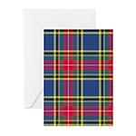Tartan - MacBeth Greeting Cards (Pk of 20)