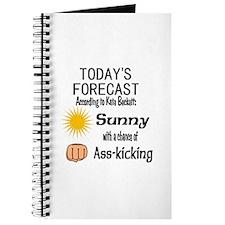 Castle Chance of Asskicking Journal