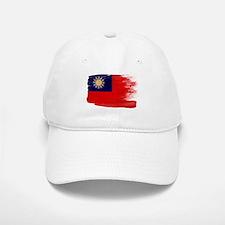 Taiwan Flag Baseball Baseball Cap