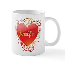 Jenifer Valentines Mug