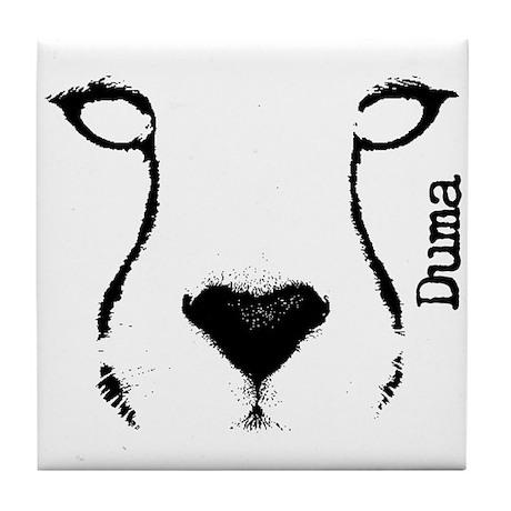 Duma - Tile Coaster