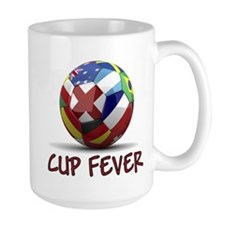 World Cup Fever Mug