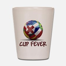 World Cup Fever Shot Glass